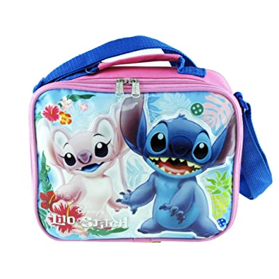 Disney Lilo and Stitch Insulated Lunch Bag
