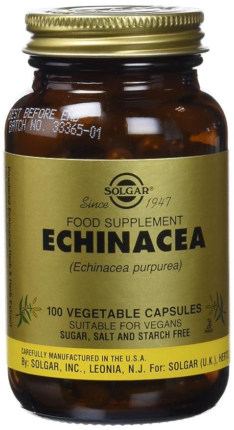Solgar Echinacea - 100 Cápsulas