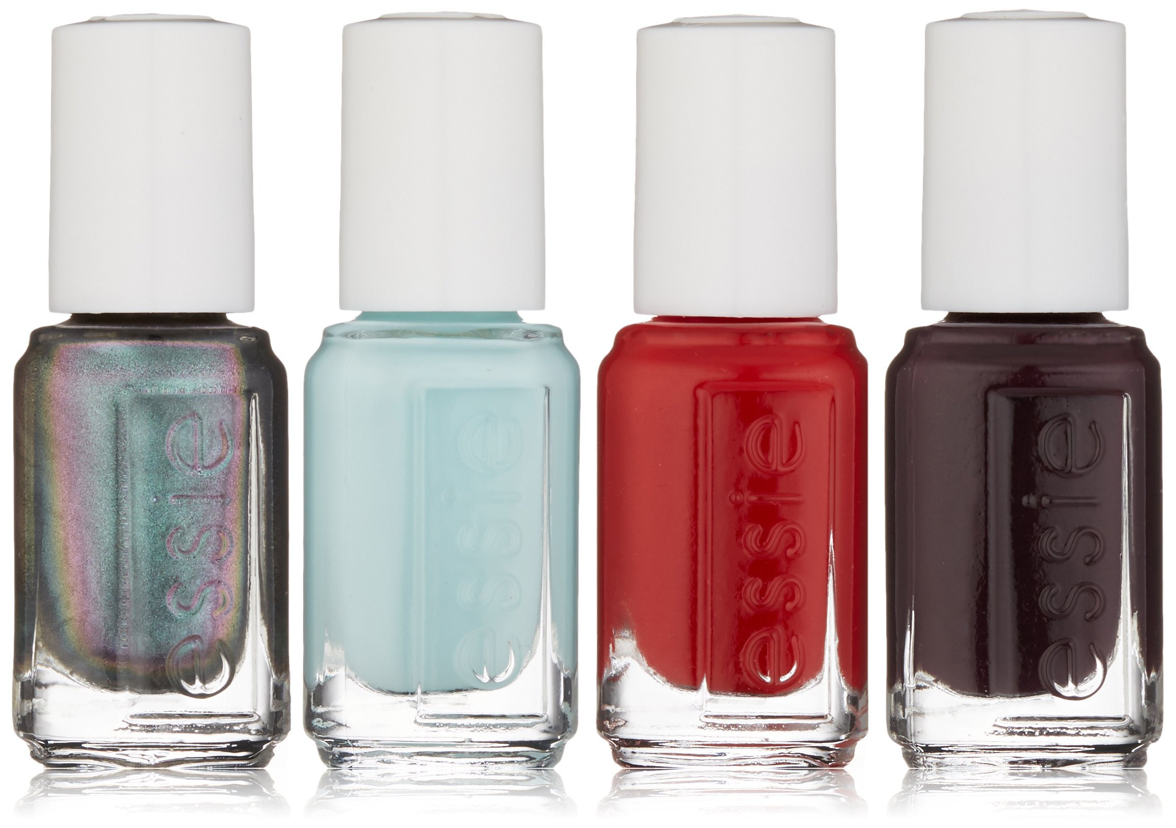 Essie Celebration Collection Holiday Nail Polish Kit Limited Edition ...