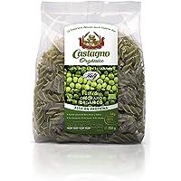Castaño Orgánico, Pasta Orgánica De Chícharo Fusilli, 250 Gr.