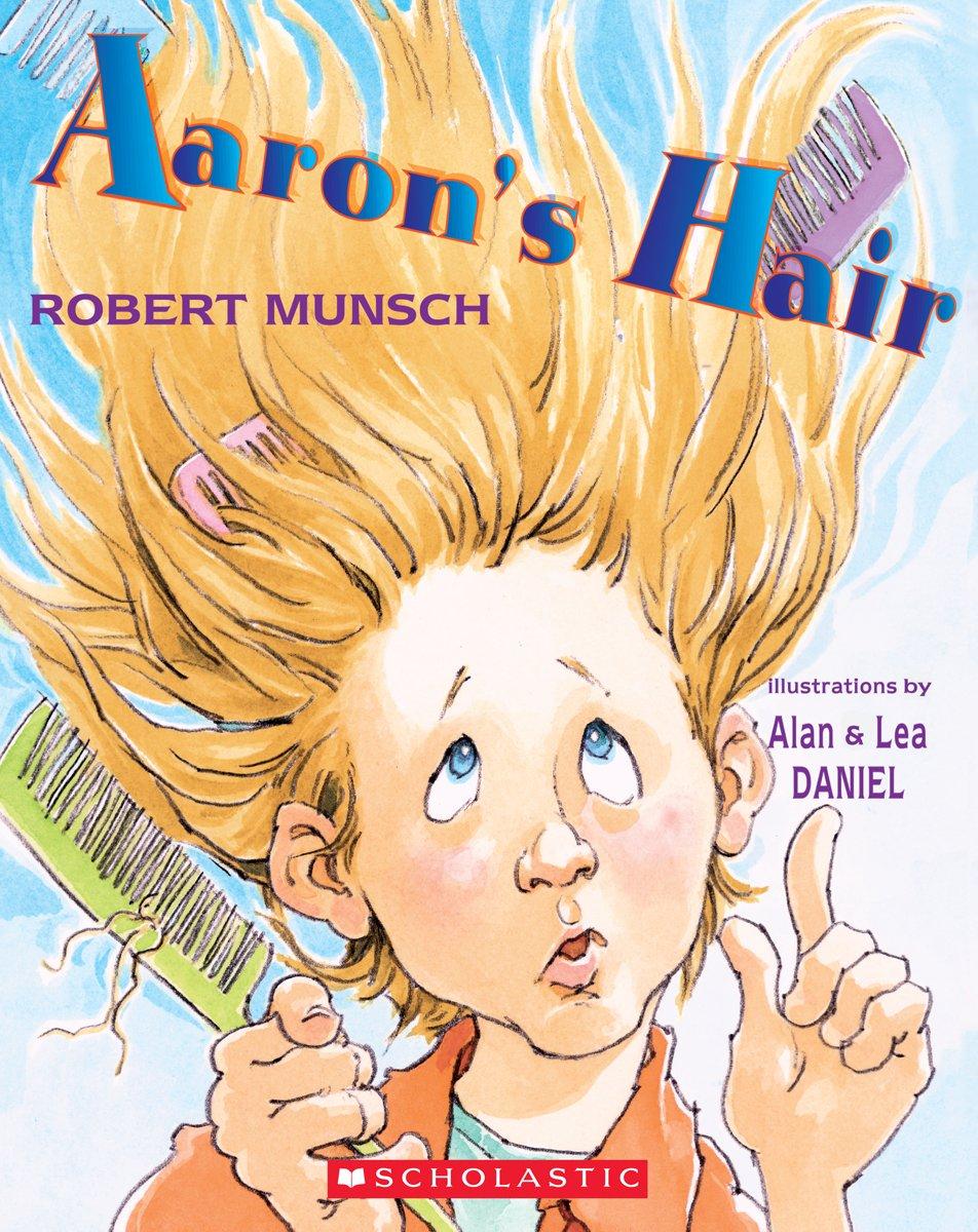 Read Online Aaron's Hair pdf epub