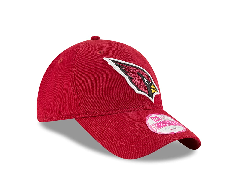 sale retailer 54698 96d93 NFL Green Bay Packers Women s Team Glisten LS 9TWENTY Adjustable Cap, One  Size, Green, Baseball Caps - Amazon Canada