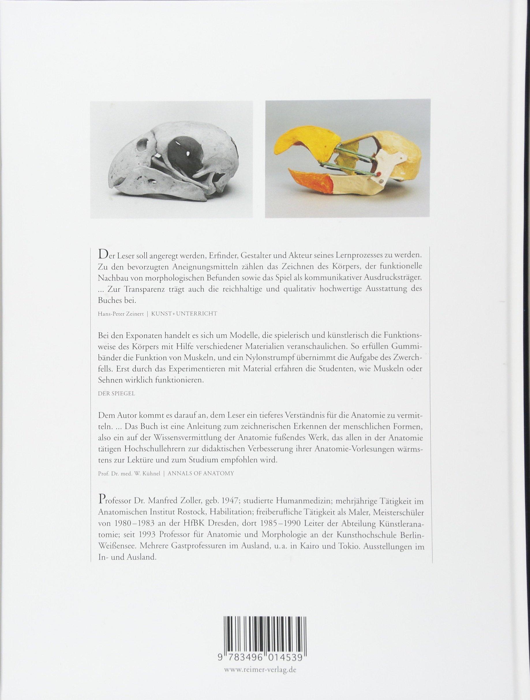 Gestalt und Anatomie: Ein Leitfaden für den bildnerischen Weg ...