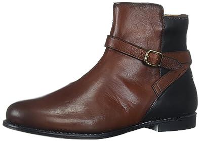 Sebago Nashoba, Bottes Chelsea Femme, Marron (Cognac Leather), 36 EU