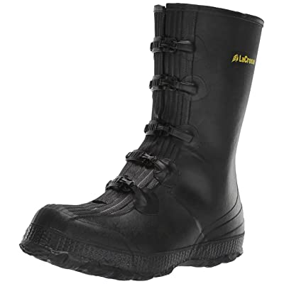 "Lacrosse Men's Z Series Overshoe 14""-M, Black, 11 M US 