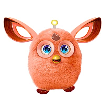 Hasbro Furby Connect Friend, Orange: Toys & Games