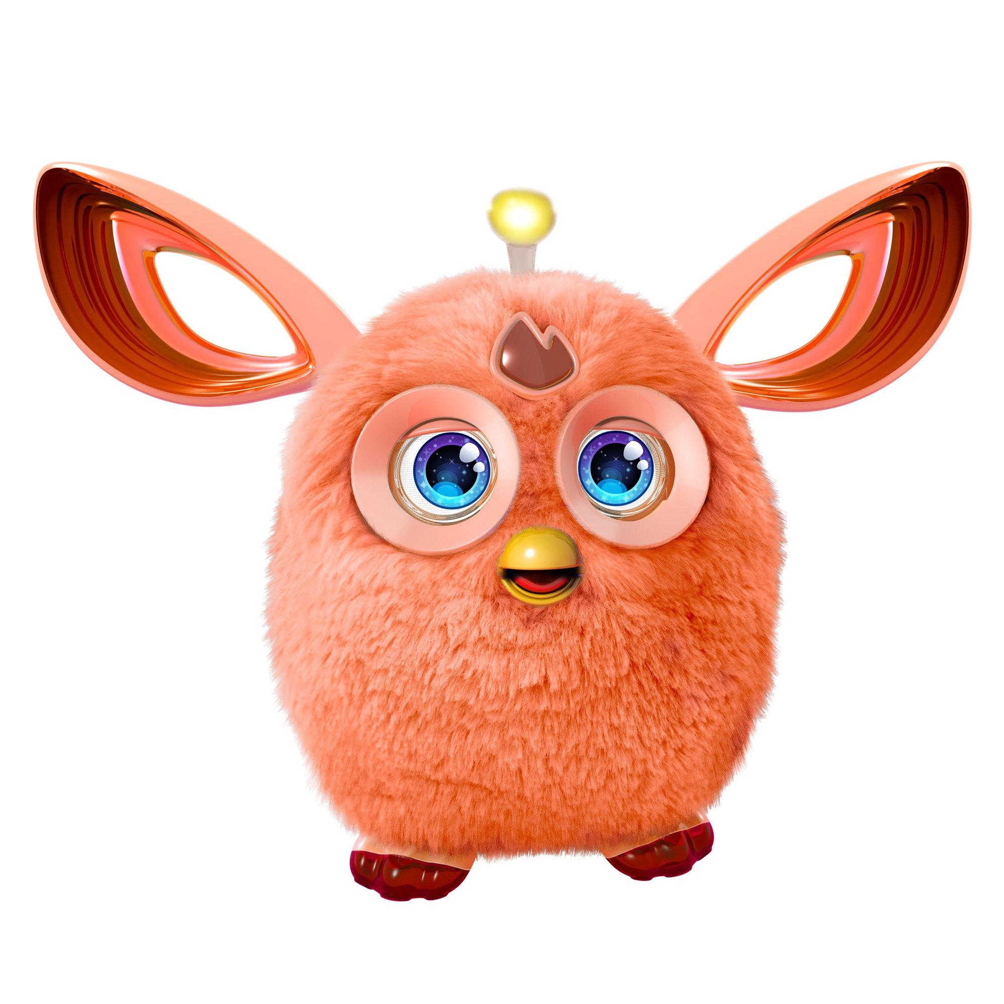 Hasbro Furby Connect Friend, Orange by Furby