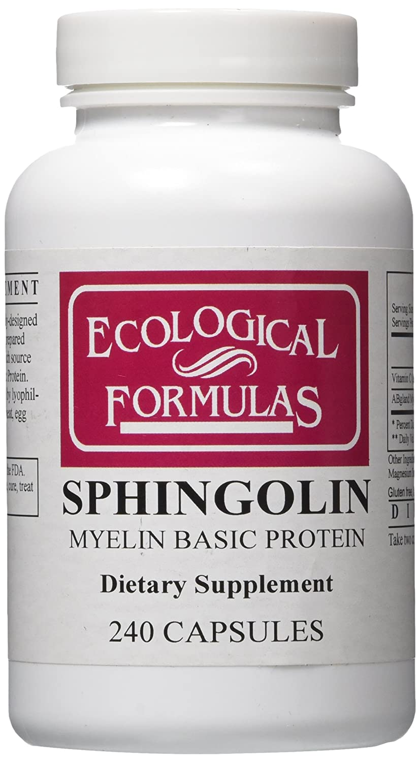Cardiovascular Research Sphingolin Tablets, 240 Count