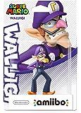 Nintendo 3DS - Amiibo Super Mario - Waluigi Figurina