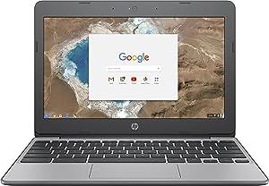 "HP Chromebook 11 - 11.6"" HD - Intel Celeron N3060 - 4GB Memory - 16GB eMMC"