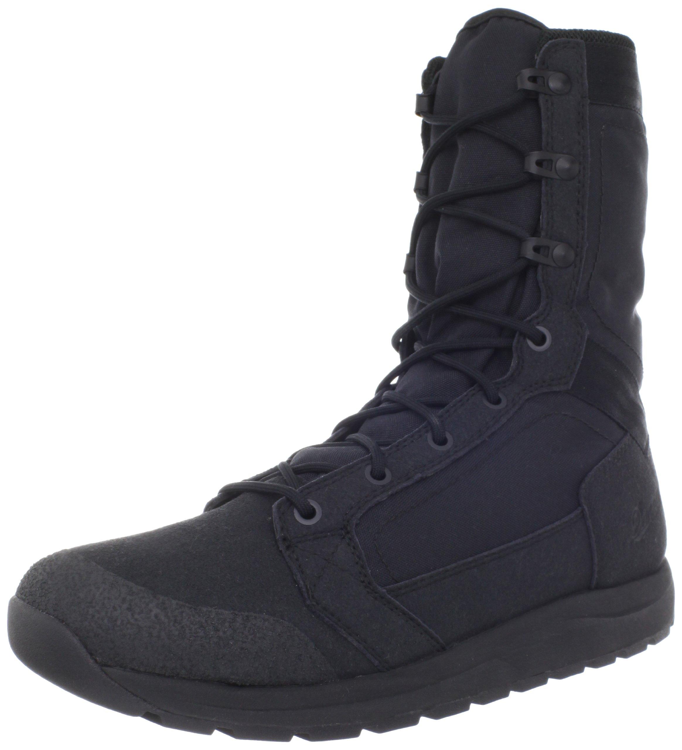 """Danner Men's Tachyon 8"""" Duty Boots,Black,10.5 D US"""