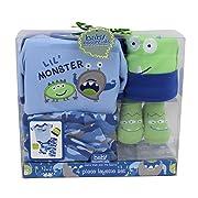 Baby Essentials 4 Piece Layette Set