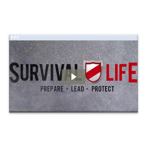 Survival Credit Card Knife & Family Protection Plan Mitchell Steel Knife