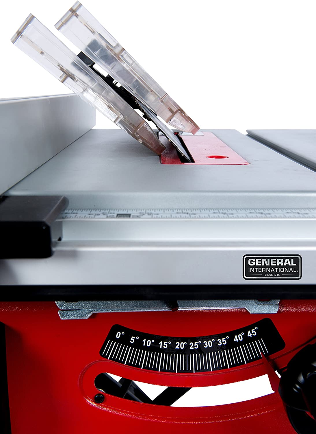 General International TS4004 Table Saws product image 13