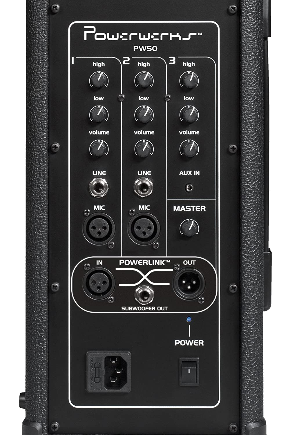powerwerks pw50 portable pa system amazon ca musical instruments rh amazon ca