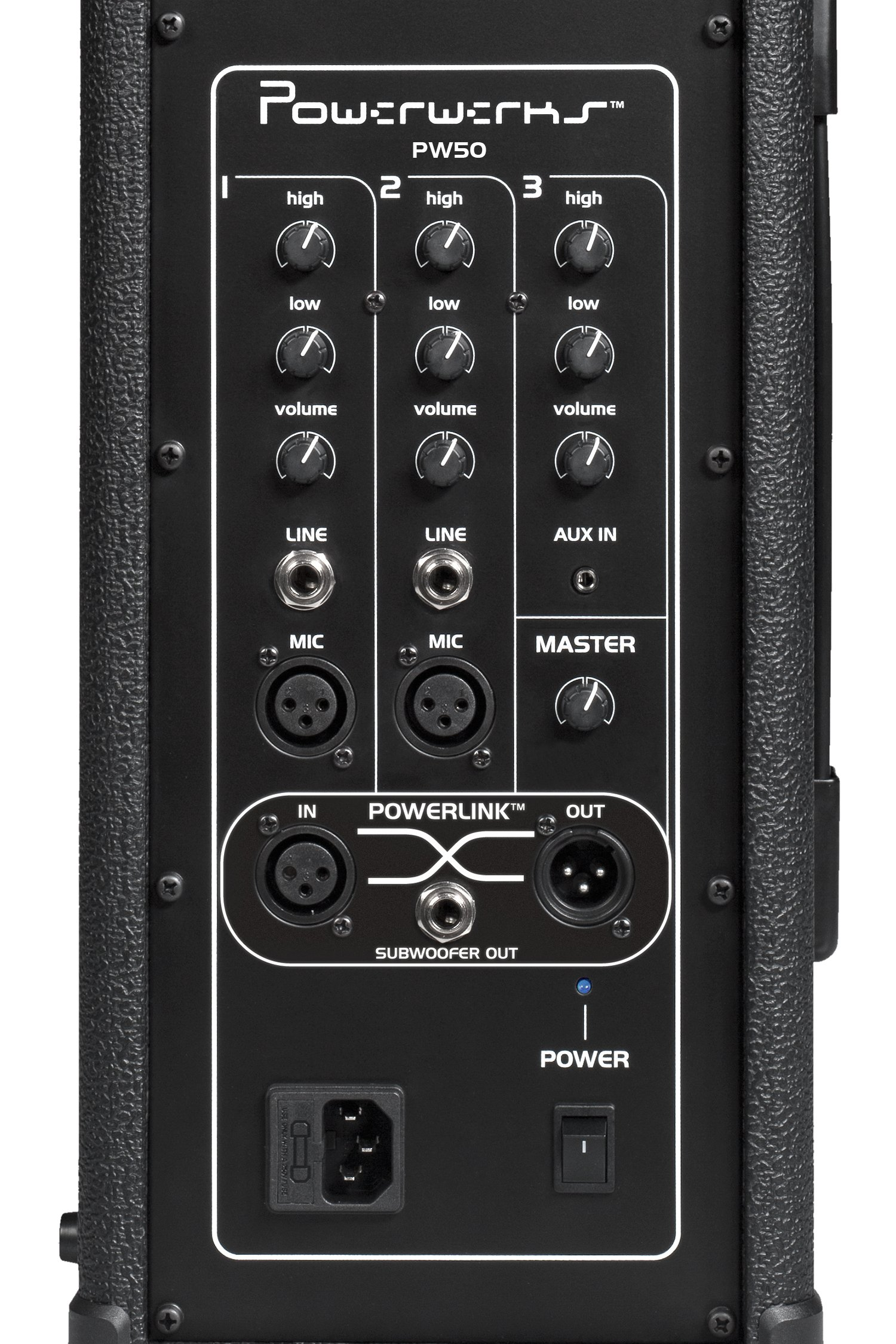 Powerwerks PA System PW50 by Powerwerks (Image #3)