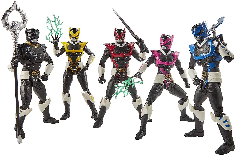 Power Rangers Spielzeug
