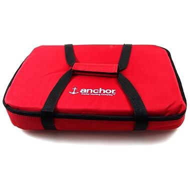 Anchor Hocking Essentials Red 4 Piece Bake 'N Take Set