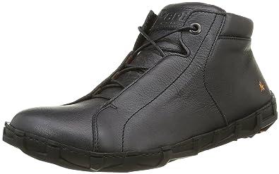 Art Melbourne 759, Chaussures Lacées Hommes, Noir (Black), 45 EU