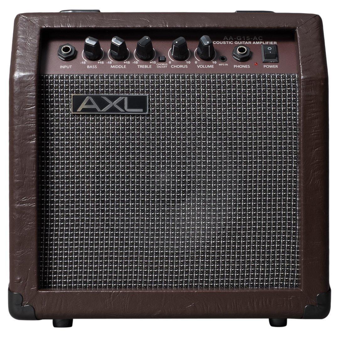 AXL AA-G15-AC Acoustic Amplifier, 15W by AXL