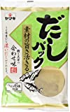 Yamaki Katsuo and Kombu Dashi Pack (Bonito and Kelp Soup Base Bag)1.9oz