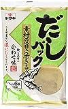 Yamaki Katsuo and Kombu Dashi Pack (Bonito and Kelp Soup Base Bag) 1.9oz