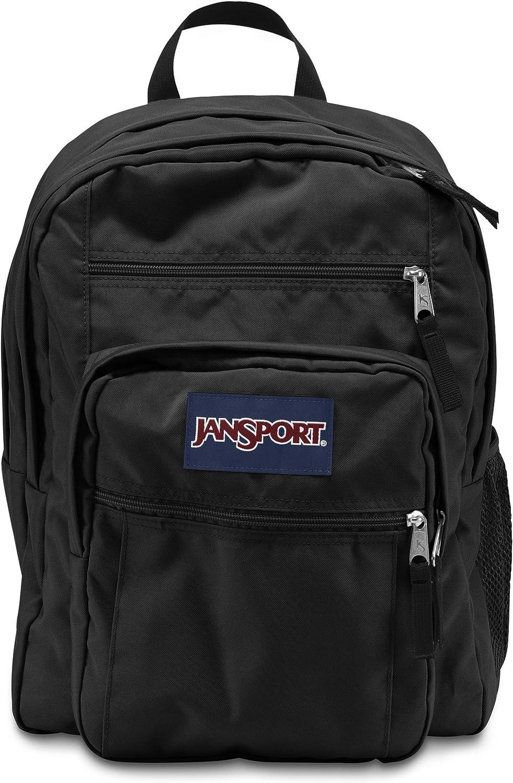 JanSport JTDN79VF Big Student - Mochila (34 L, Material sintético)