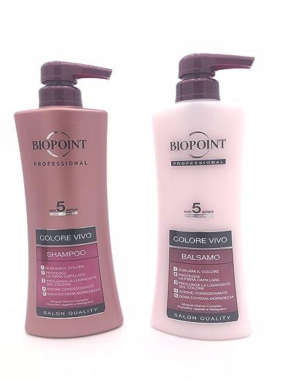 Shampoo biopoint per capelli colorati opinioni