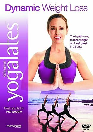 e23b298783332 Yogalates 8  Dynamic Weight Loss  DVD   Amazon.co.uk  DVD   Blu-ray