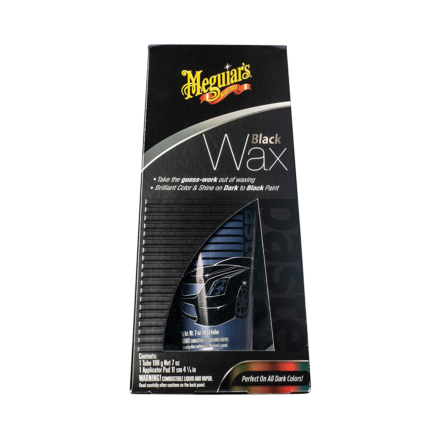 Meguiar's Black Wax}