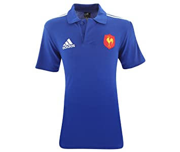 Polo Equipe de France de Rugby FFR ADIDAS PERFORMANCE