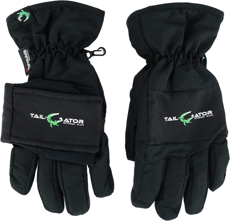 Grand Sierra Tailgator Tusser Glove with Beverage Holder