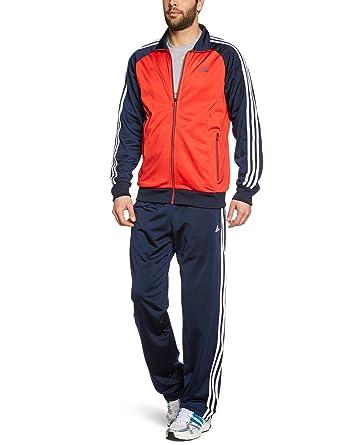 adidas Trainingsanzug Riberio - Chándal para hombre, tamaño 8 UK ...