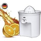 Braun CJ3050 - Exprimidor zumo de naranjas, 60 w, sistema antigoteo, tapa incluida, apto para…