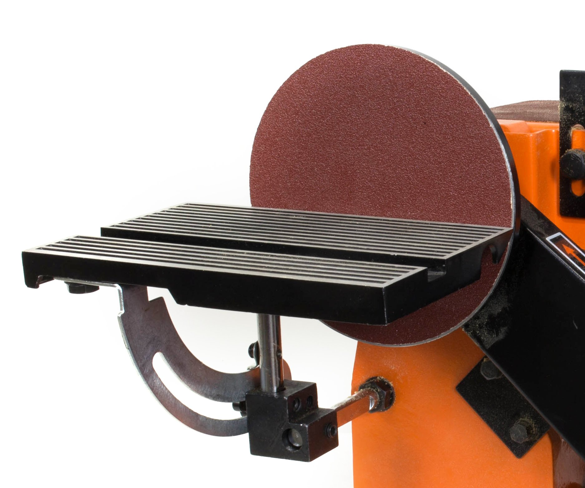 WEN 6500 4 x 36-Inch Belt and 6-Inch Disc Sander with Steel Base by WEN (Image #3)