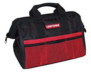Craftsman 9-37535 Soft Tool Bag, 13""