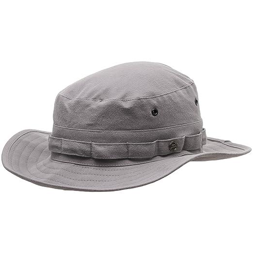 3aacc659232 Sterkowski Safari Breathable Hiking Afghan Cotton Hat US 6 3 4 Ash Gray
