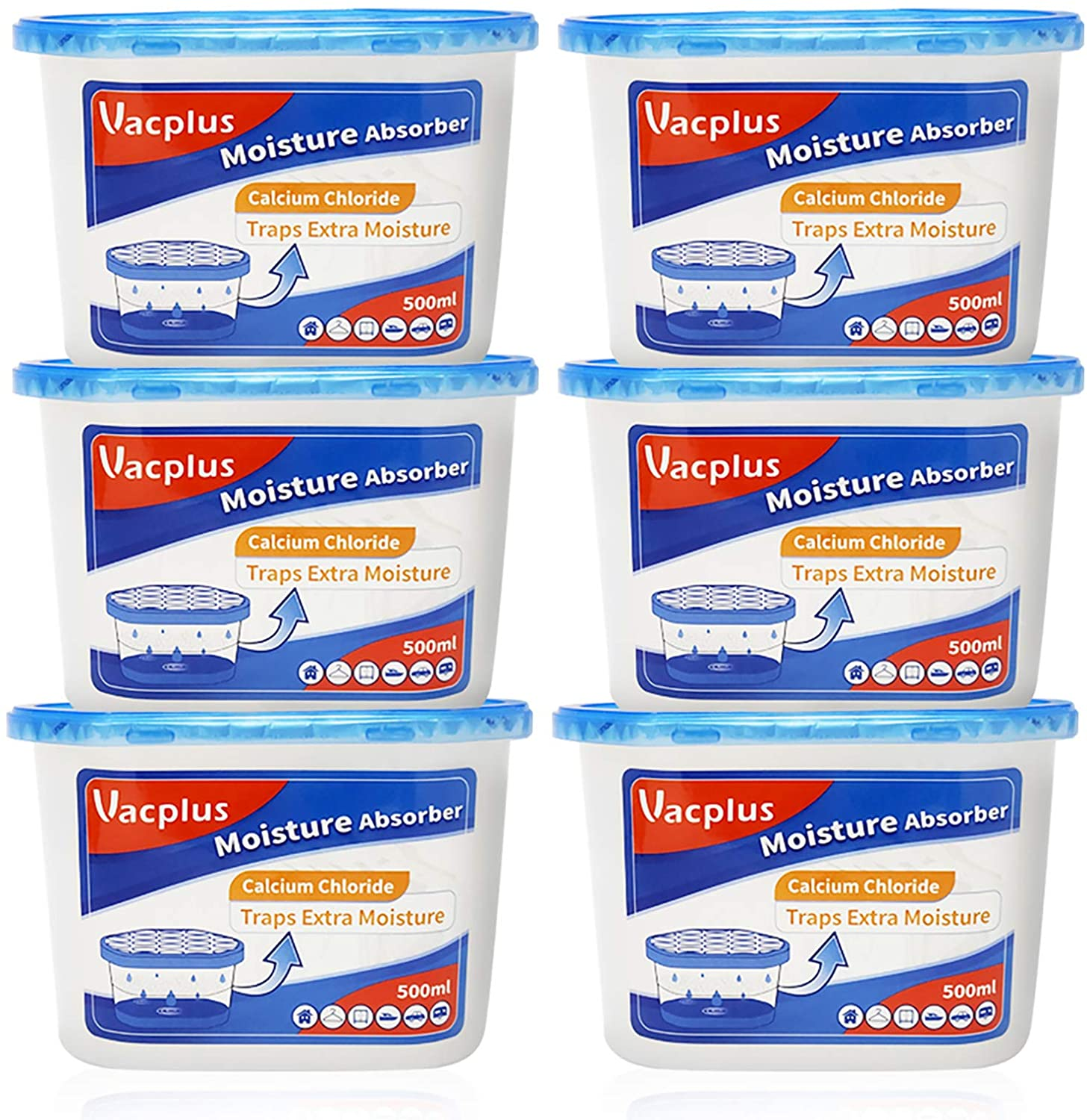 Moisture Absorber Boxes