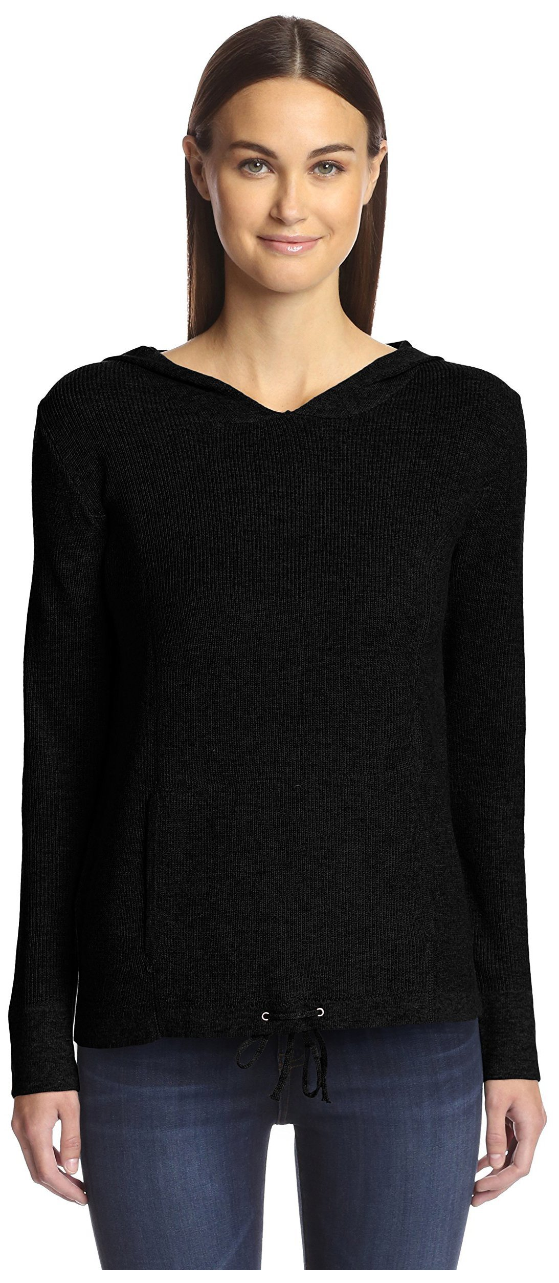 Love Token Women's Charlie Sweater, Black, XS