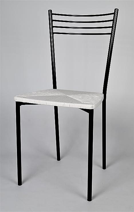 Tommychairs sedie di design - Set 4 sedie moderne ELENA per cucina ...