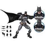 Amazon.com: DC Universe Theatrical Batman Rebirth Action ...