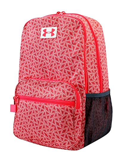 db21629aab02 Under Armour Girls Great Escape 15 Laptop Backpack Book Student School Bag  (Pink Chroma)  Amazon.in  Bags
