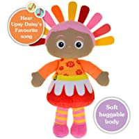 In the Night Garden NEW Snuggly Singing Upsy Daisy Soft Toy, 29cm