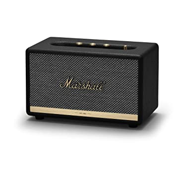 Marshall Acton II - Altavoz Bluetooth, color negro: Amazon.es: Electrónica
