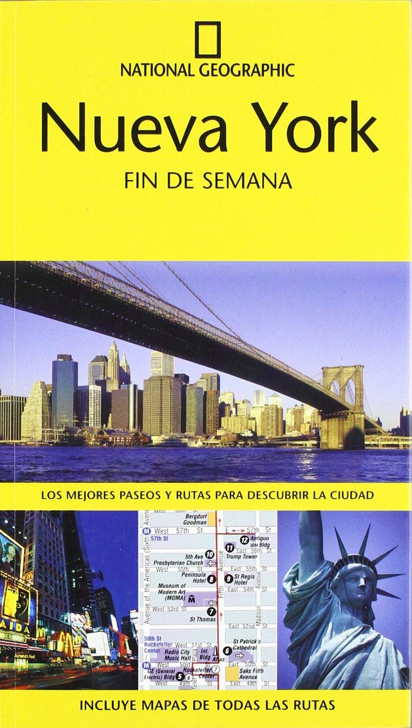 PACK NUEVA YORK: GUIA ILUSTRADA + GUIA MAPA GRATIS GUIAS: Amazon ...