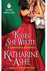 Kisses, She Wrote: A Christmas Romance (The Prince Catchers Book 1) Kindle Edition
