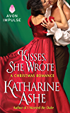 Kisses, She Wrote: A Christmas Romance (The Prince Catchers Book 1)