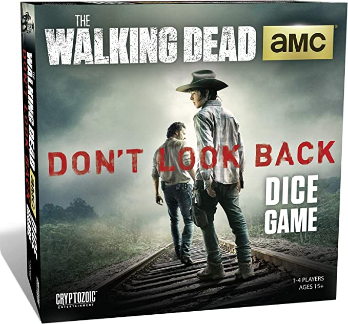 Walking Dead TV Series Dont Look Back Dice Game: Cryptozoic Entertainment: Amazon.es: Juguetes y juegos
