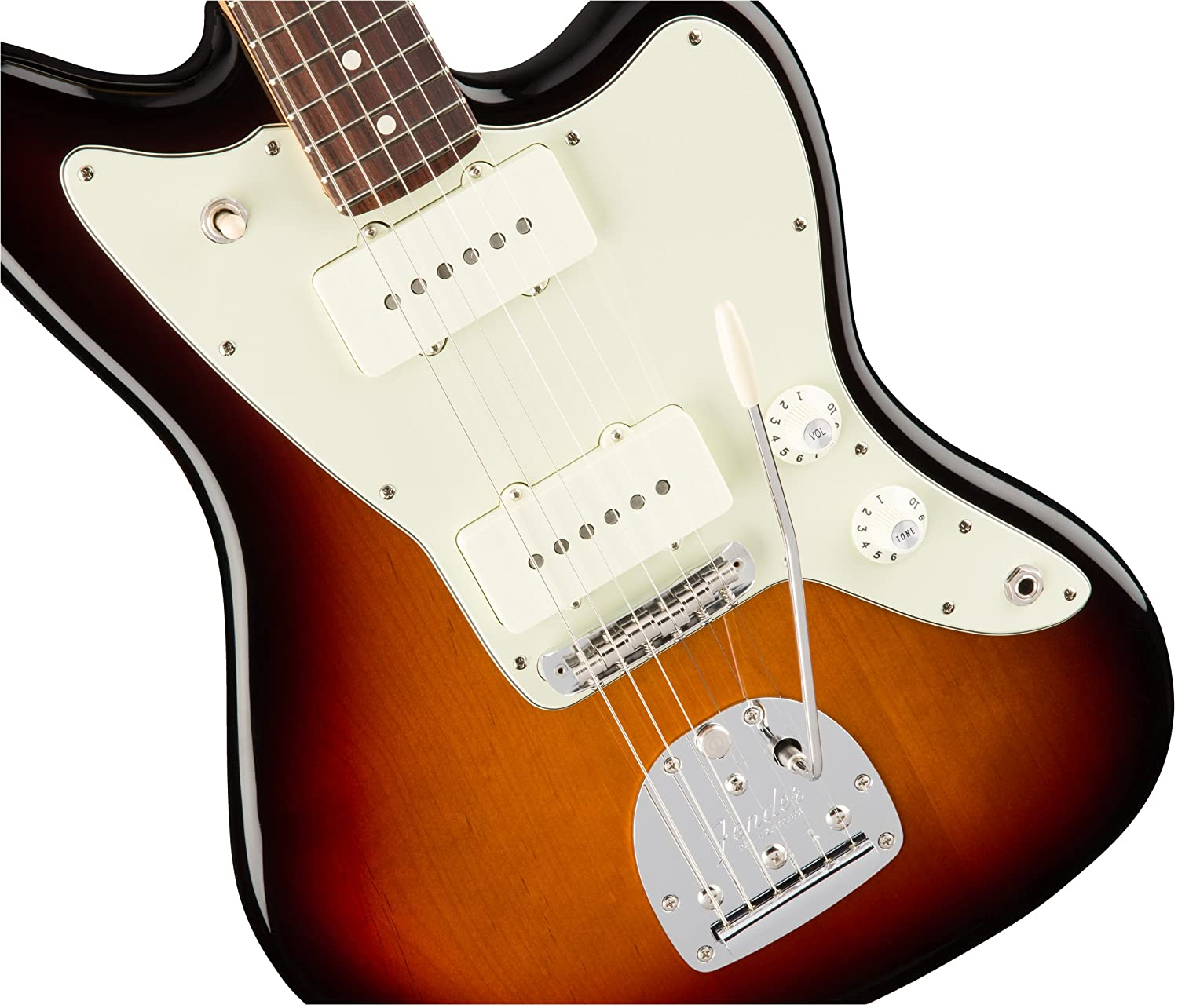 Fender American Professional Jazzmaster 3 Color Way Switch Sunburst Musical Instruments