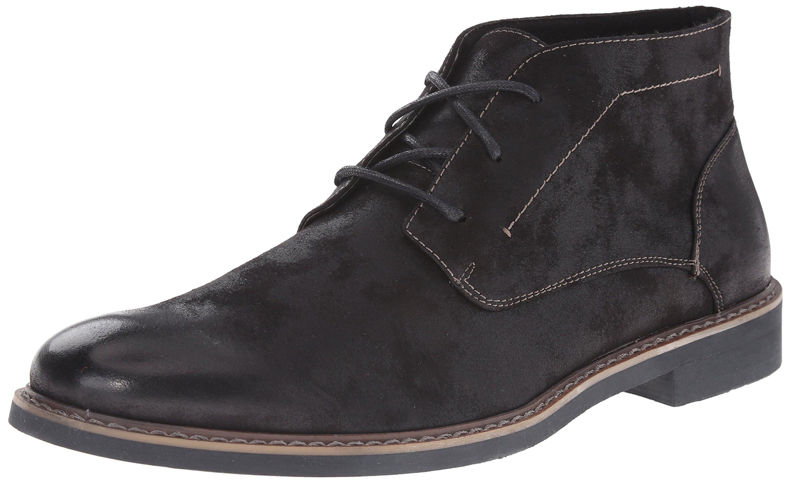 Deer Stags Men's Somers Boot, Black, 10.5 M US